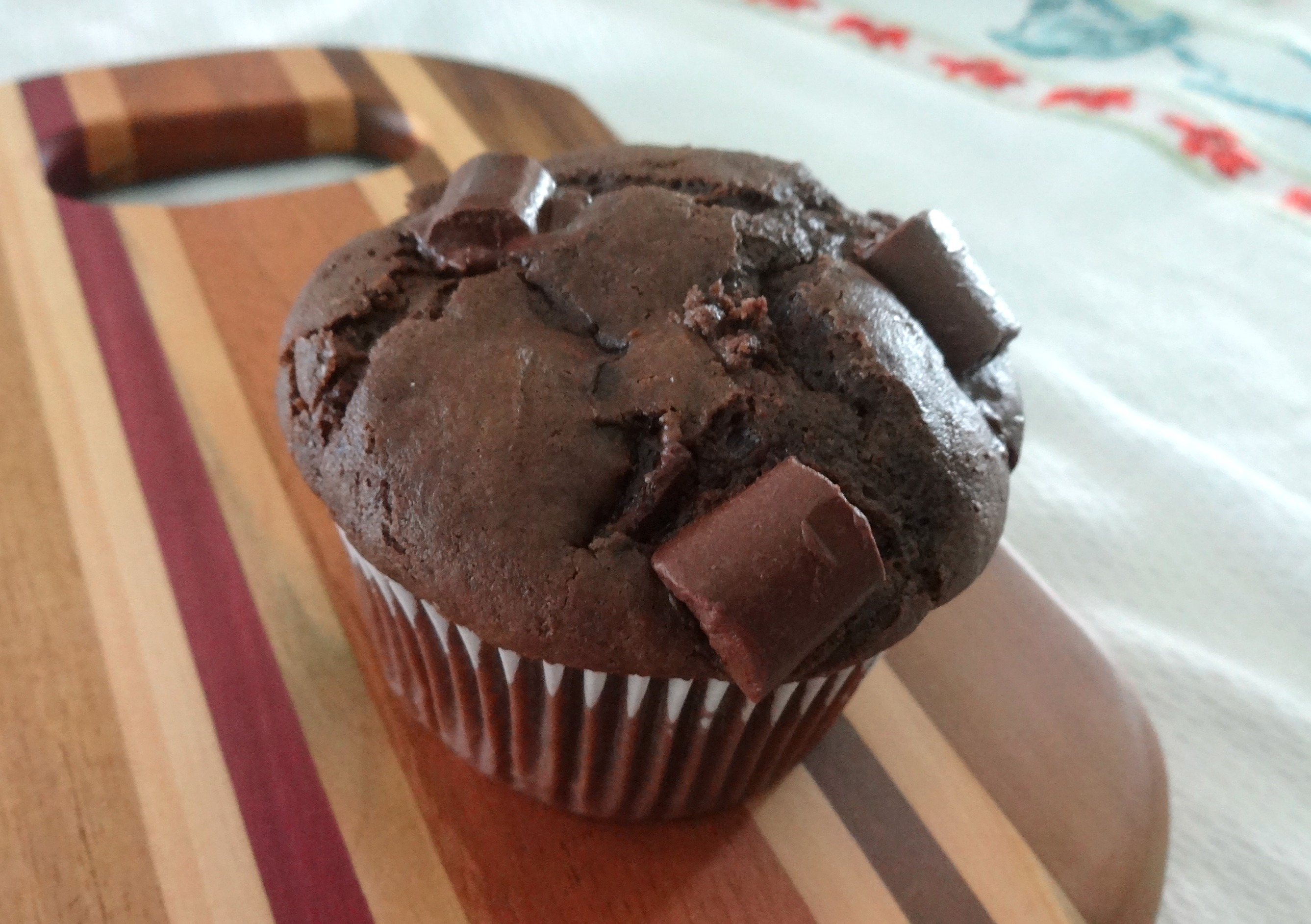 ... triple chocolate chunk muffin triple chocolate chunk muffins triple